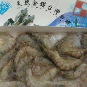 台灣生態白蝦60.70-十客棧-烤肉-生鮮宅配訂購04-24853980