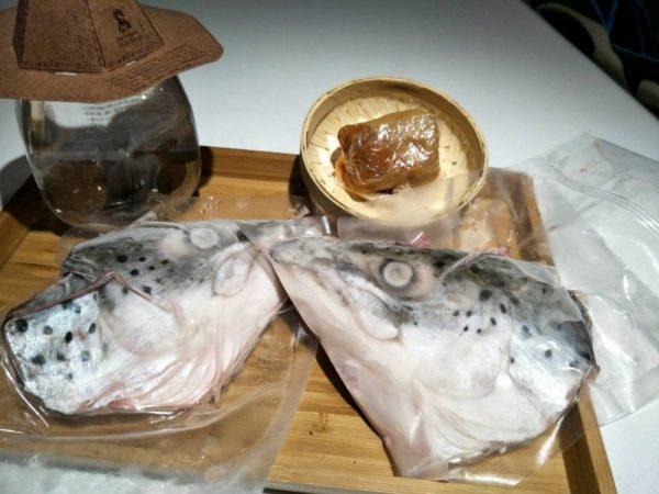 鮭魚頭-十客棧-烤肉-水產宅配訂購04-24853980